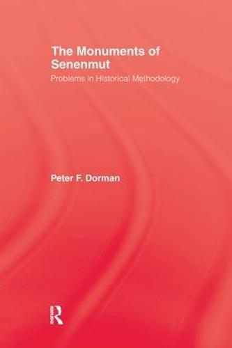 Monuments Of Senemut (Paperback)