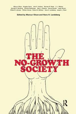 The No-Growth Society (Paperback)