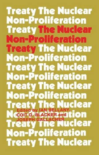 The Nuclear Non-proliferation Treaty (Paperback)
