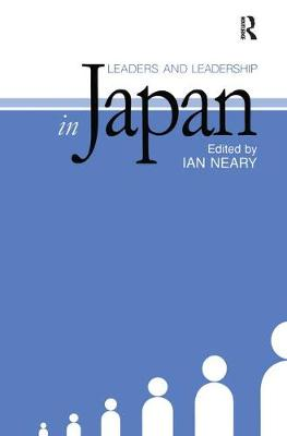 Leaders and Leadership in Japan (Paperback)