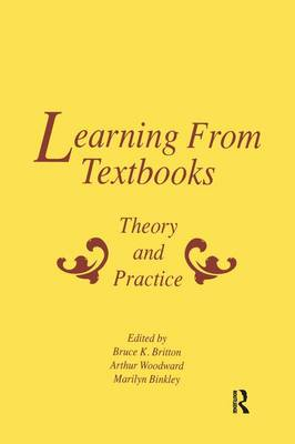 Learning From Textbooks: Theory and Practice (Paperback)