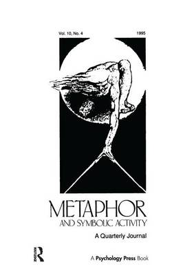 Developmental Perspectives on Metaphor: A Special Issue of metaphor and Symbolic Activity (Paperback)