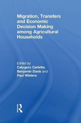 Migration, Transfers and Economic Decision Making among Agricultural Households (Paperback)