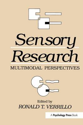 Sensory Research: Multimodal Perspectives (Paperback)