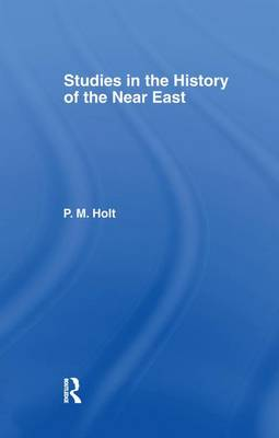 Studies in the History of the Near East (Paperback)