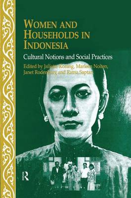 Women and Households in Indonesia: Cultural Notions and Social Practices (Paperback)
