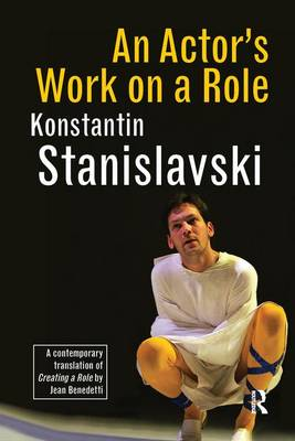 An Actor's Work on a Role (Paperback)