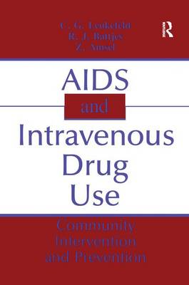 AIDS and Intravenous Drug Use: Community Intervention & Prevention (Paperback)