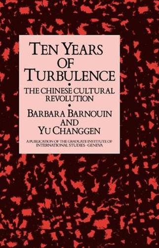 Ten Years Of Turbulence (Paperback)