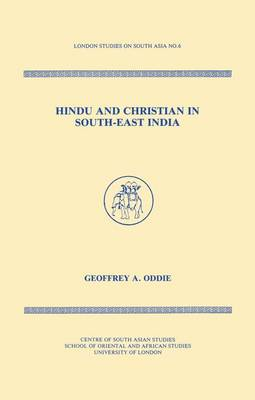Hindu and Christian in South-East India (Paperback)