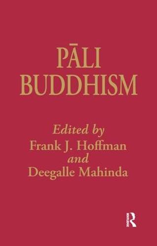 Pali Buddhism (Paperback)