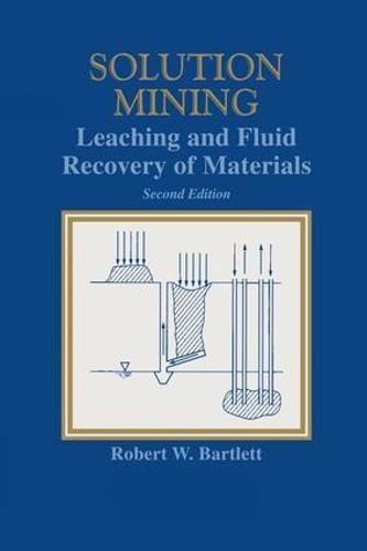 Solution Mining 2e (Paperback)
