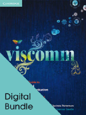 viscomm 1ed Bundle 2: A Guide to Visual Communication Design (Digital product license key)