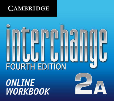 Interchange Fourth Edition: Interchange Level 2 Online Workbook A (Standalone for Students) (Digital product license key)