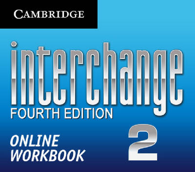 Interchange Fourth Edition: Interchange Level 2 Online Workbook (Standalone for Students) (Digital product license key)