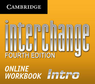 Interchange Fourth Edition: Interchange Intro Online Workbook (Standalone for Students) (Digital product license key)