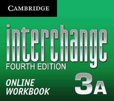 Interchange Fourth Edition: Interchange Level 3 Online Workbook A (Standalone for Students) (Digital product license key)