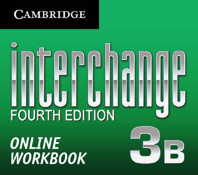 Interchange Fourth Edition: Interchange Level 3 Online Workbook B (Standalone for Students) (Digital product license key)