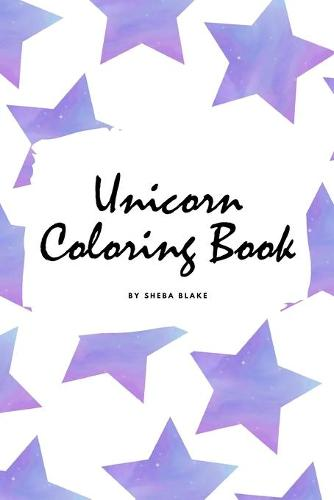 Unicorn Coloring Book for Children (6x9 Coloring Book / Activity Book) (Paperback)
