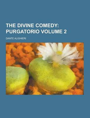 The Divine Comedy Volume 2 (Paperback)