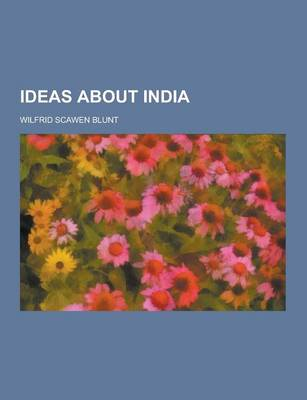 Ideas about India (Paperback)