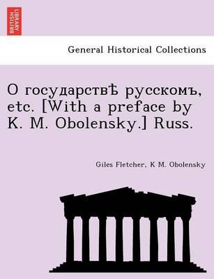 , Etc. [With a Preface by K. M. Obolensky.] Russ. (Paperback)