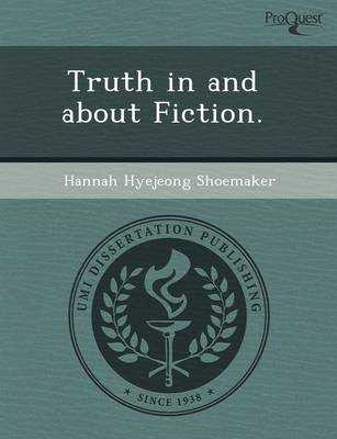 Truth in and about Fiction (Paperback)