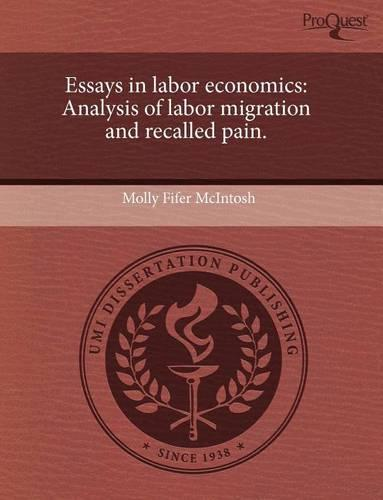 Essays in Labor Economics: Analysis of Labor Migration and Recalled Pain. (Paperback)