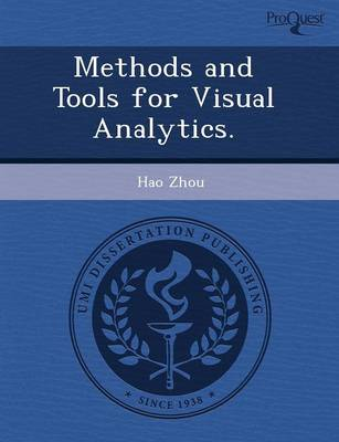 Methods and Tools for Visual Analytics (Paperback)