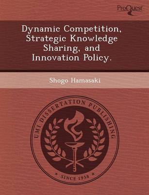 Dynamic Competition (Paperback)