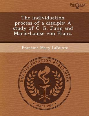 The Individuation Process of a Disciple: A Study of C (Paperback)