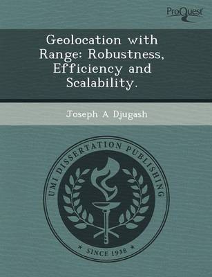 Geolocation with Range: Robustness (Paperback)