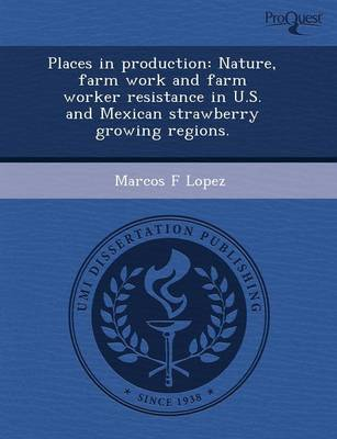 Places in Production: Nature (Paperback)