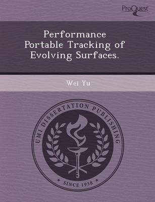 Performance Portable Tracking of Evolving Surfaces (Paperback)