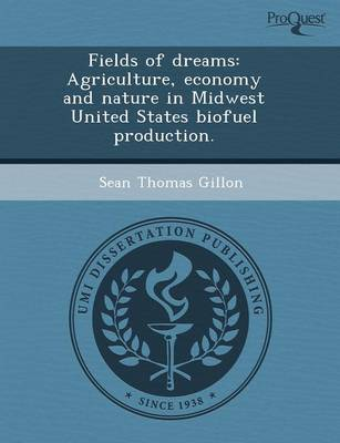 Fields of Dreams: Agriculture (Paperback)