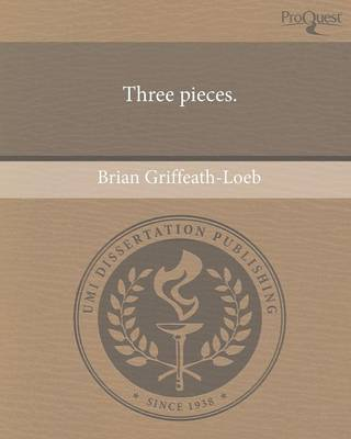 Three Pieces (Paperback)
