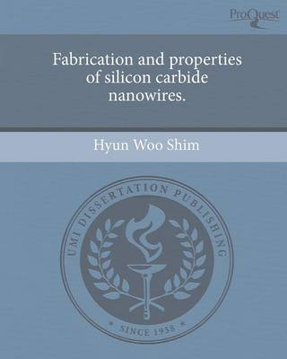 Fabrication and Properties of Silicon Carbide Nanowires (Paperback)
