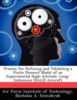 Process for Refining and Validating a Finite Element Model of an Experimental High-Altitude, Long-Endurance (Hale) Aircraft (Paperback)