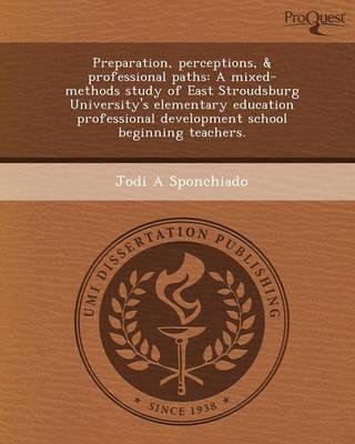 Preparation (Paperback)