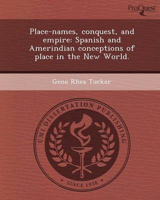 Place-Names (Paperback)