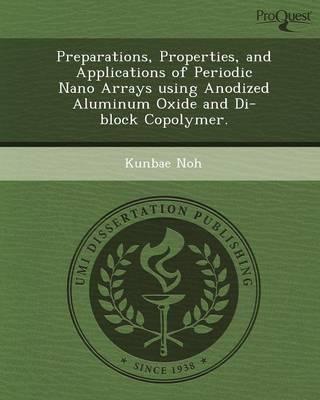 Preparations (Paperback)
