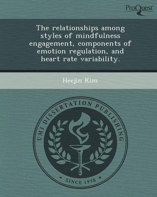 The Relationships Among Styles of Mindfulness Engagement (Paperback)