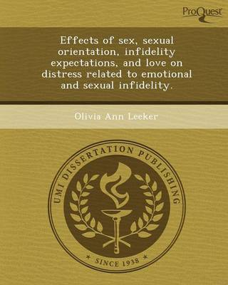 Effects of Sex (Paperback)
