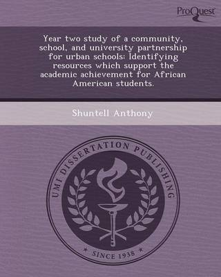 Year Two Study of a Community (Paperback)