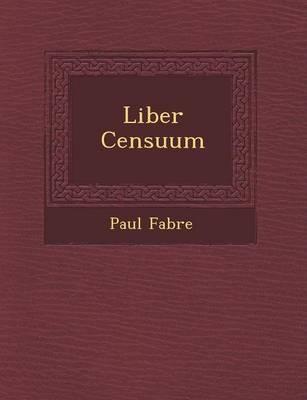 Liber Censuum (Paperback)