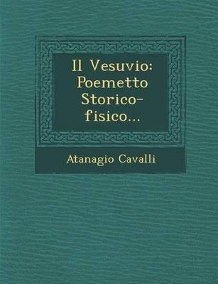 Il Vesuvio: Poemetto Storico-Fisico... (Paperback)