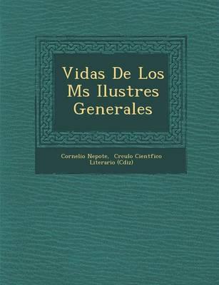 Vidas de Los M S Ilustres Generales (Paperback)