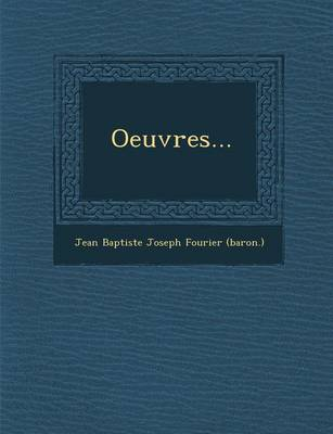 Oeuvres... (Paperback)