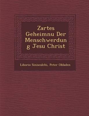 Zartes Geheimnu Der Menschwerdung Jesu Christ (Paperback)