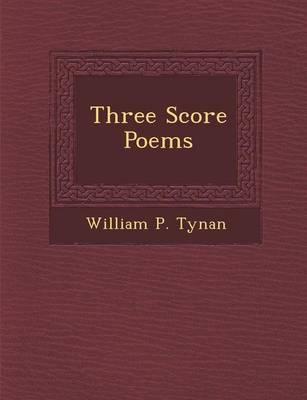 Three Score Poems (Paperback)